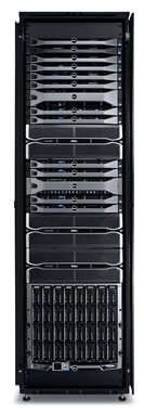 An image of a server